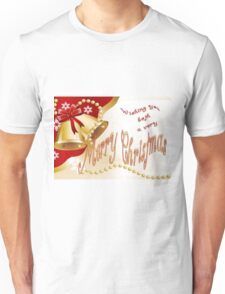 Wishing You Both A Very Merry Christmas T-Shirt