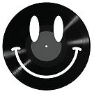 Vinyl Smiley by Chairboy