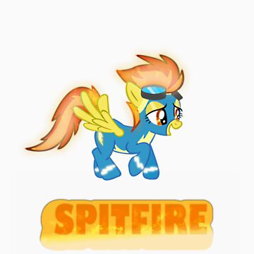 Spitfire by Demlemon