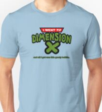 Dimension X T-Shirt T-Shirt
