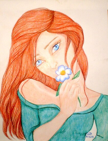 Forget Me Not by Lenora Brown