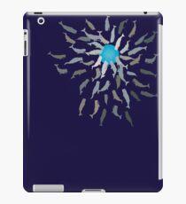Sperm whales iPad Case/Skin