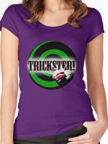 Snap! Trickster Women's Fitted Scoop T-Shirt