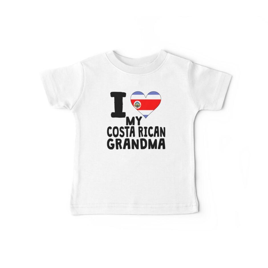 I Heart My Costa Rican Grandma by ReallyAwesome