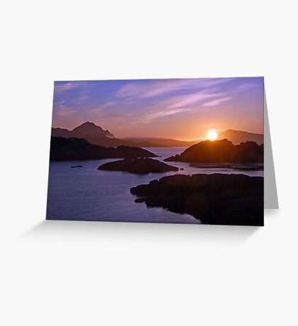 Goodnight, see you tomorrow Greeting Card