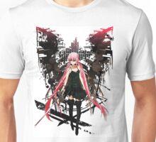 Gasai Yuno Anime Future Desolation Anime T-shirt Unisex T-Shirt