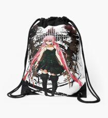 Gasai Yuno Anime Future Desolation Anime T-shirt Drawstring Bag