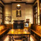 Porters Room by MartinMuir