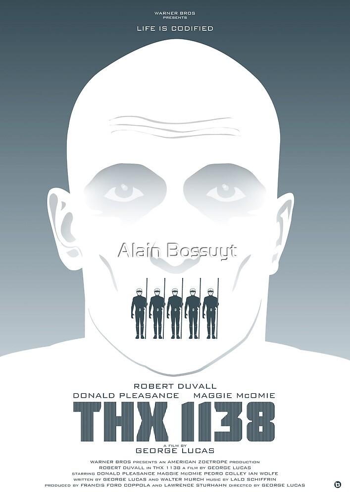 George Lucas' THX 1138 by Alain Bossuyt