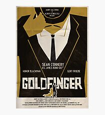 Goldfinger Photographic Print