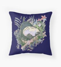 The Big Friend Throw Pillow