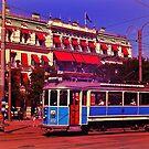 Tram by KatarinaD