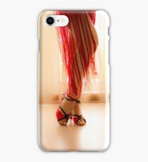 Tango Dance. Latin american dance. iPhone Case/Skin