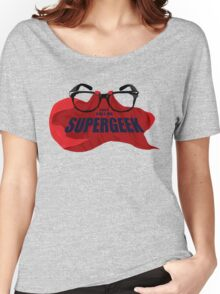 Super Geek Women's Relaxed Fit T-Shirt
