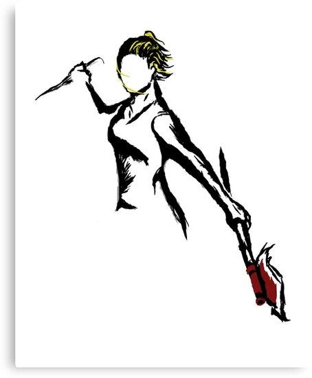 Buffy Ink by Liesmith85