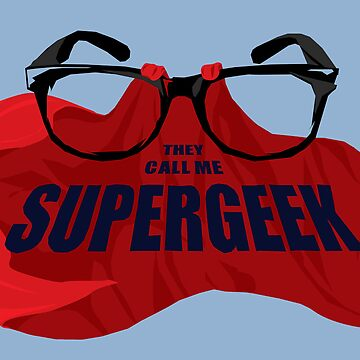 Super Geek by AndyScullion