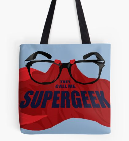 Super Geek Tote Bag