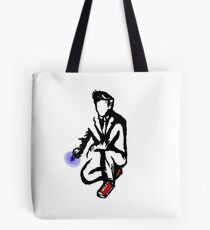 10th Doctor Ink Tote Bag