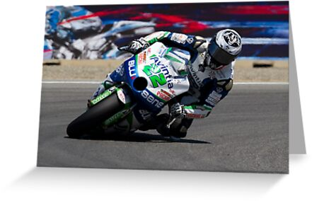 Ivan Silva at laguna seca 2012 by corsefoto