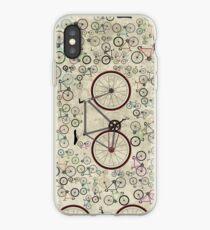 Love Fixie Road Bike iPhone Case