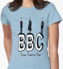 BBC Fandom Womens Fitted T-Shirt