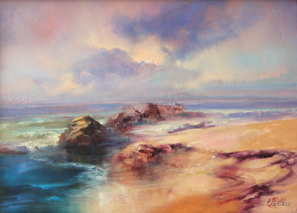 Rising Tide by C J  Elsip