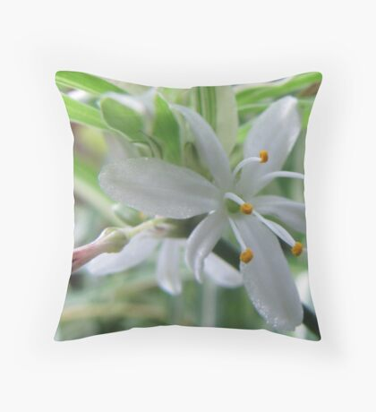 Six in a Group Throw Pillow