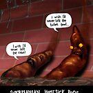 Subterranean Homesick Poos by Smallbrainfield
