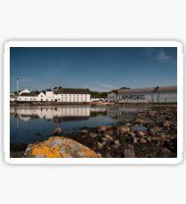 Islay: Laphroaig Distillery Sticker