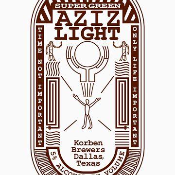 Aziz Light-The Divine Brew by chewietoo