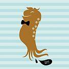 Squid of Oops by makoshark