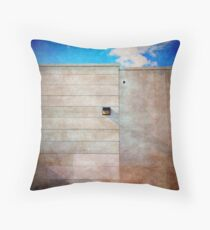 iPhoneography: Geometry Throw Pillow