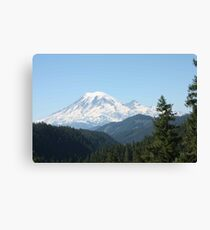Mount Rainier, Washington Canvas Print