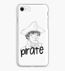 Pirate!Sherlock iPhone Case/Skin