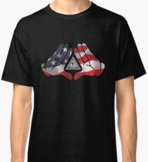 American Illuminati Hands Diamond Classic T-Shirt