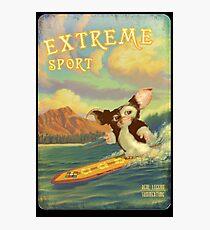Retro Surf Photographic Print