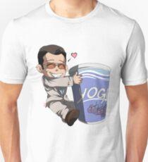 Michael and His Yogurt T-Shirt