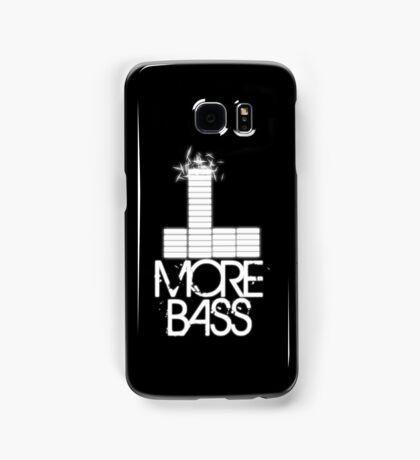 More Bass Samsung Galaxy Case/Skin