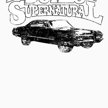 Dukes of Supernatural by flyingpantaloon