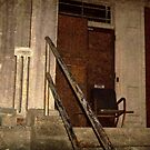 Overbrook Asylum - Who Is This Chair Waiting For? by Jane Neill-Hancock