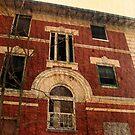 Overbrook Asylum - An Empty Dorm, or is it? by Jane Neill-Hancock