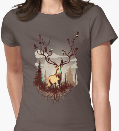 A Rustic Hat Rack T-Shirt
