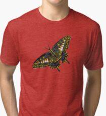 Butterfly Art 4 Tri-blend T-Shirt