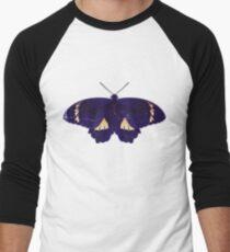 Butterfly Art 8 Men's Baseball ¾ T-Shirt