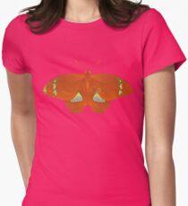 Butterfly Art 10 Womens Fitted T-Shirt