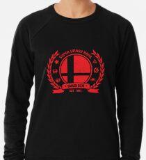 Smash Club (Red) Lightweight Sweatshirt