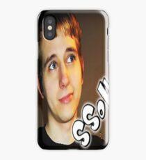 Ssoh  iPhone Case/Skin