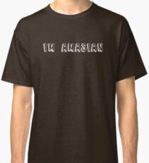 I'm amasian Classic T-Shirt