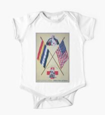 Emblems of liberty and humanity The Red Cross mother of all nations 1 Kids Clothes