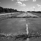 Abandoned Route 66 by Frank Romeo